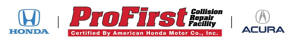 RK Collision Center Honda Accura ProFirst Certified